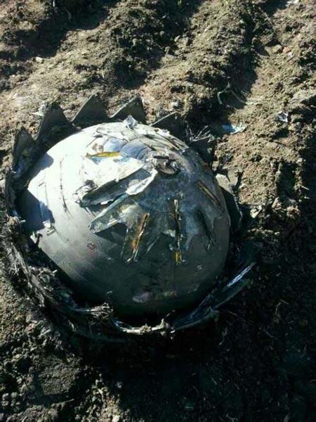 Trung Quốc phát hiện mảnh vỡ tên lửa Nga phát nổ ngay sau khi cất cánh 6