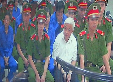 Xét xử vụ bầu Kiên: Tạm đình chỉ  vụ án đối với ông Trần Xuân Giá 8