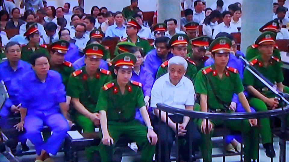 Xét xử vụ bầu Kiên: Tạm đình chỉ  vụ án đối với ông Trần Xuân Giá 6
