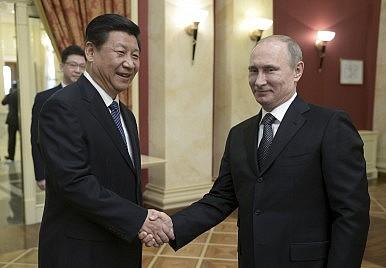 Kết thân với TQ, Nga đang tìm kiếm điều gì tại châu Á? 4