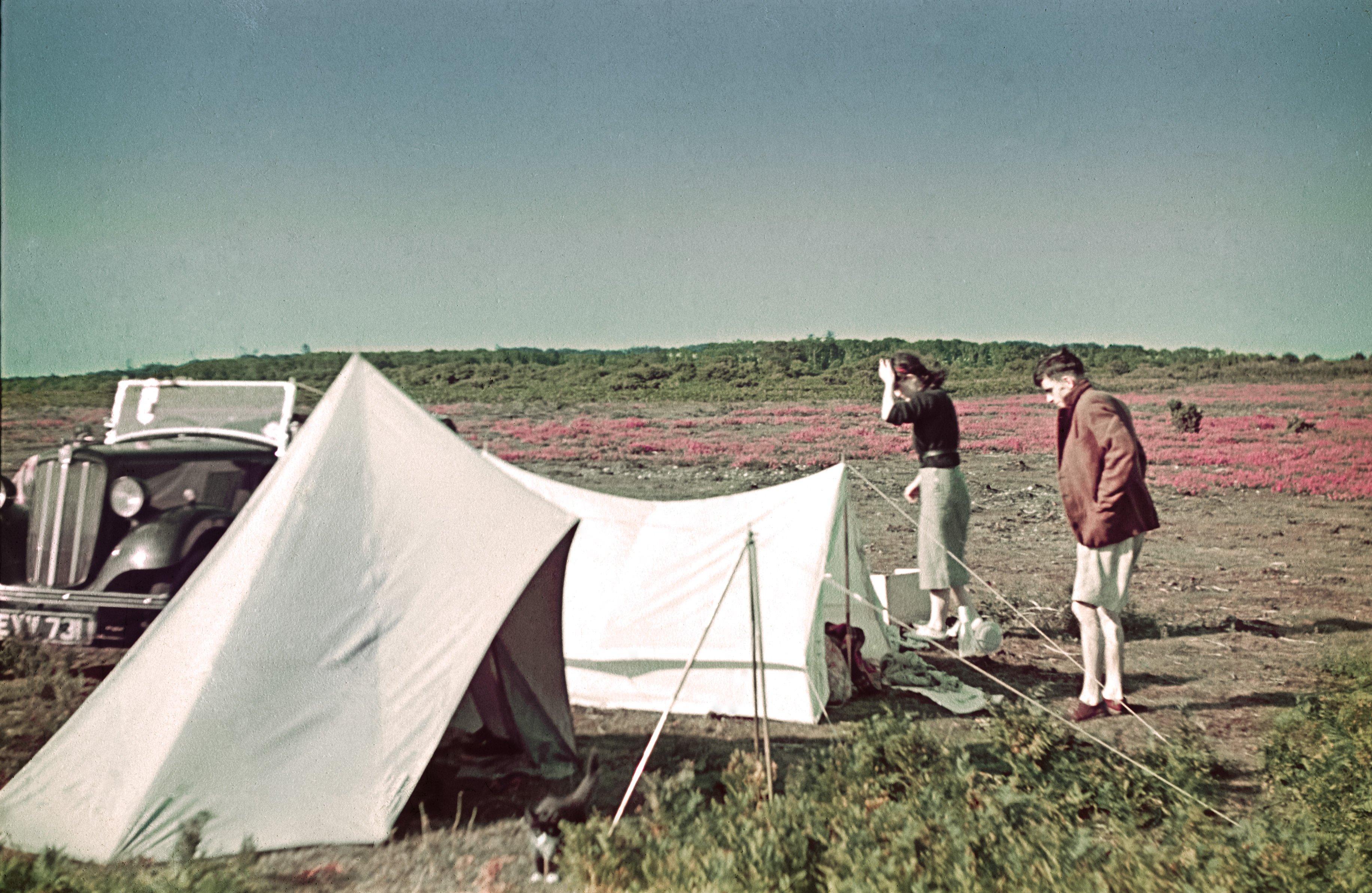 Trọn bộ ảnh quý về kỳ nghỉ trăng mật trước chiến tranh thế giới thứ 2 5