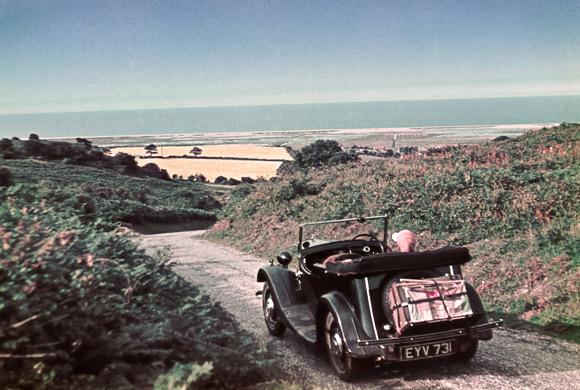 Trọn bộ ảnh quý về kỳ nghỉ trăng mật trước chiến tranh thế giới thứ 2 7