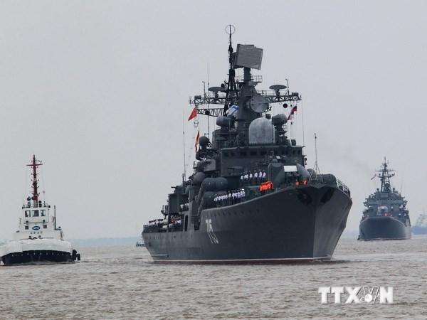 Tổng thống Nga Putin bắt đầu chuyến thăm Trung Quốc 6
