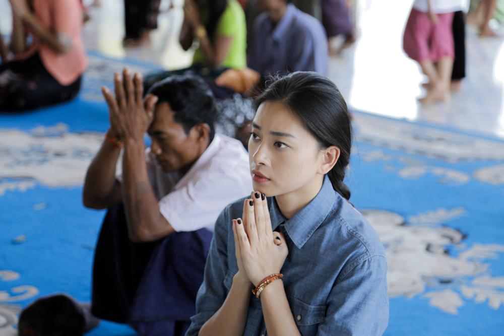 Ngô Thanh Vân và hành trình làm từ thiện đáng nhớ tại Myanmar  11