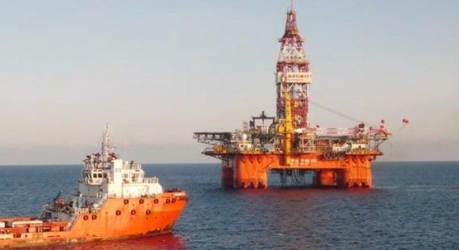 Giàn khoan Hải Dương 981 của Trung Quốc đặt trái phép tại vùng biển Việt Nam