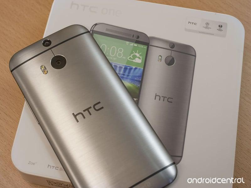 HTC One M8 thành bia đỡ đạn của súng trường hạng nặng 6