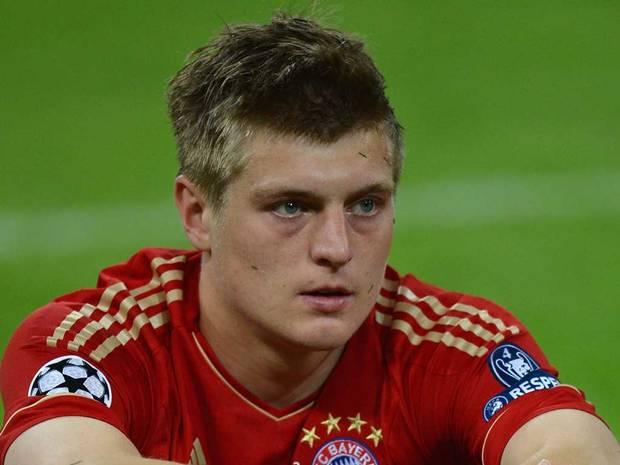 Trả đũa Van Gaal, Toni Kroos khẳng định không thèm đến MU 5