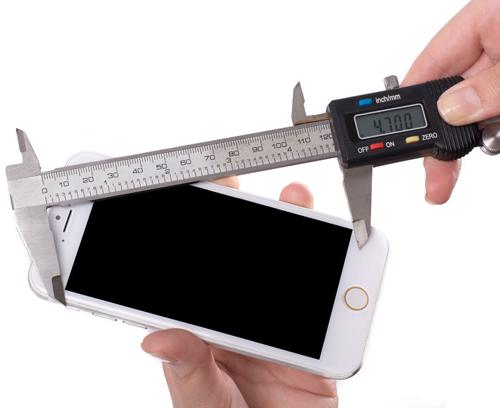 iPhone 6 sẽ mỏng hơn iPhone 5s, chỉ 7mm 6
