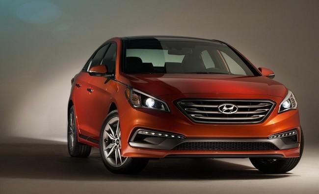Hyundai Sonata 2015 giá tăng...ngỡ ngàng 5