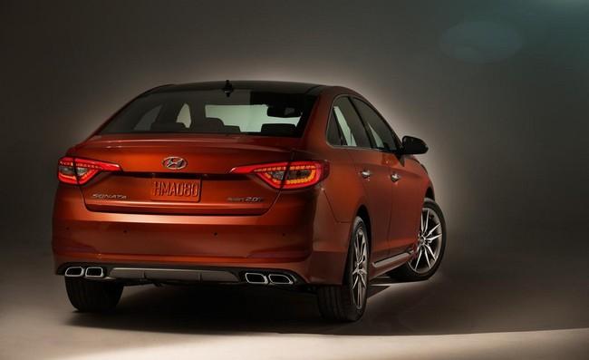 Hyundai Sonata 2015 giá tăng...ngỡ ngàng 6