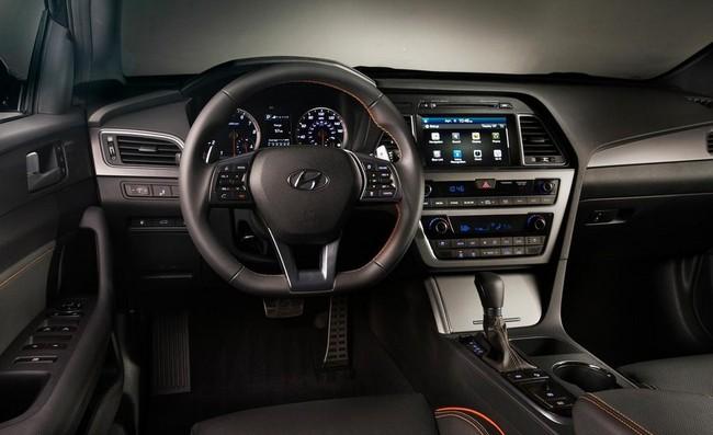 Hyundai Sonata 2015 giá tăng...ngỡ ngàng 7