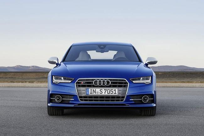 Đèn pha ma trận được trang bị cho Audi A7 và S7  6