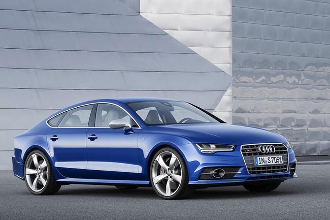 Đèn pha ma trận được trang bị cho Audi A7 và S7  7