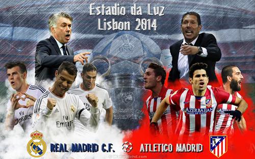 Real - Atletico: Trận chung kết của cổ tích và nỗi ám ảnh Decima 6