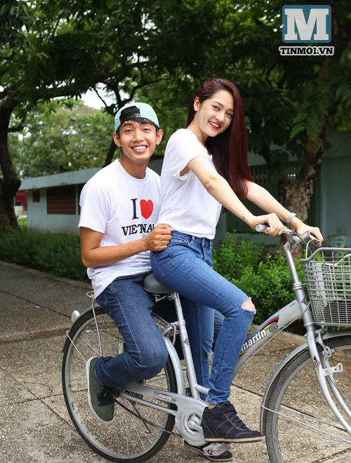 Bảo Anh, Quang Đăng chung tay giúp đỡ những mảnh đời bất hạnh 7