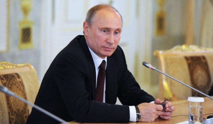 Putin: Nga không có ý định xây dựng liên minh với Trung Quốc 6