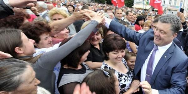 Bầu cử Tổng thống Ukraine: Tỷ phú thân phương Tây thắng áp đảo 6