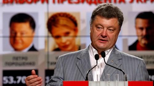 Tân Tổng thống Ukraine tuyên bố kiện Nga ra tòa án quốc tế 6