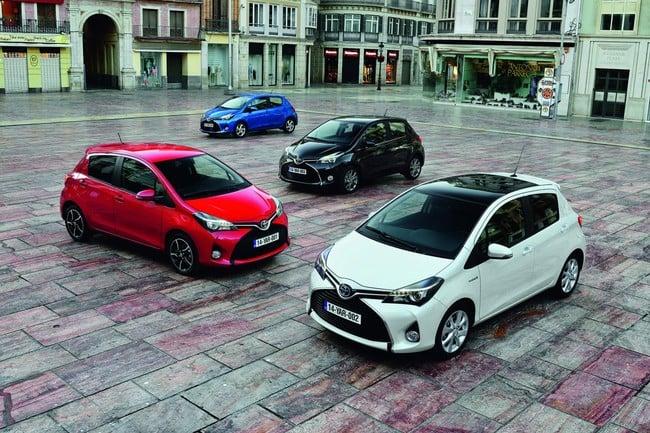 Toyota Yaris 2014 : Thêm led và đèn gương cầu 5