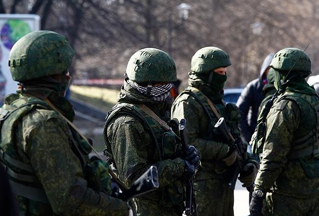 Ukraine cáo buộc Nga phái
