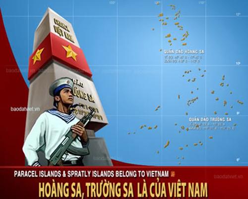 """Hình ảnh Quốc tế đã công nhận """"Hoàng Sa, Trường Sa của Việt Nam"""" số 3"""