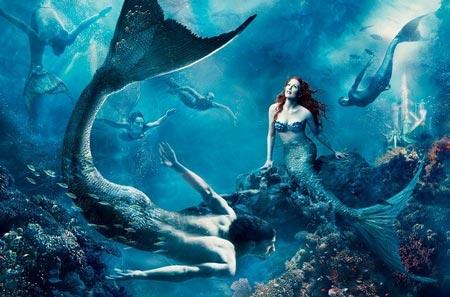 Phát hiện mới về nàng tiên cá có thật trong lịch sử 5