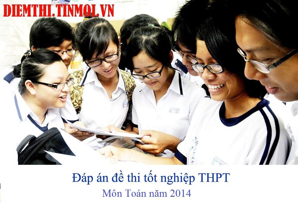Hình ảnh Đề thi tốt nghiệp môn Toán THPT năm 2013 số 2