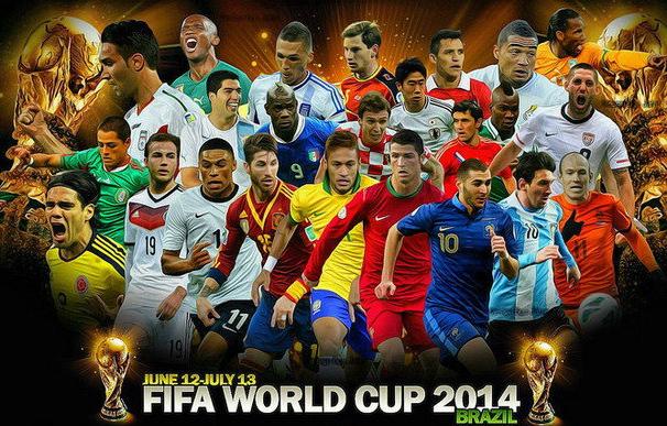 LỊCH THI ĐẤU World Cup 2014 Brazil - Tất cả các trận 1