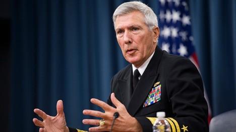 """Tư lệnh Mỹ cảnh báo Trung Quốc """"đang đi sai đường"""" 6"""