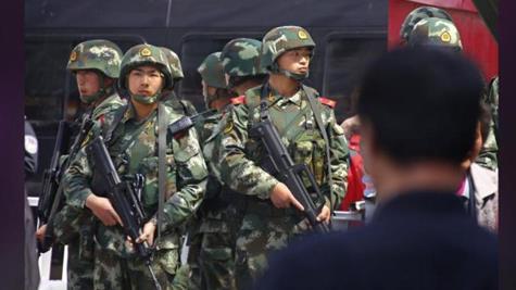 Trung Quốc treo thưởng tiền để chống khủng bố ở Tân Cương 6
