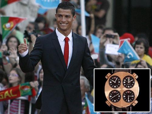 Ronaldo hứa thưởng khủng cho đồng đội nếu Bồ Đào Nha vô địch World Cup 6