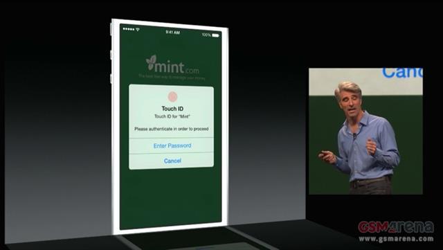 iOS 8 chính thức ra mắt ấn tượng với nhiều tính năng hấp dẫn 12
