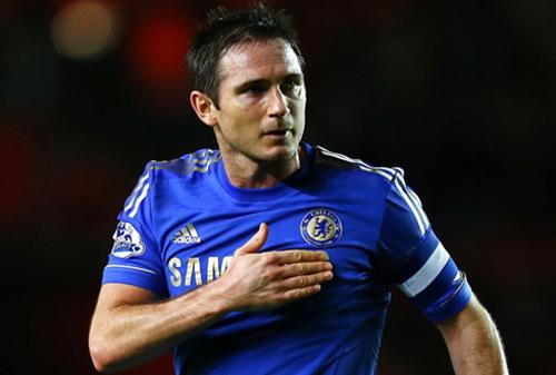 """""""Người không phổi"""" Lampard chia tay Chelsea sau 13 năm gắn bó 6"""