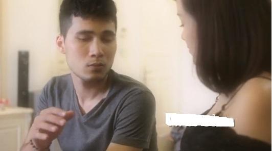 """Bà Tưng táo bạo với cảnh nóng trong """"Bánh bao bà Tưng 2"""