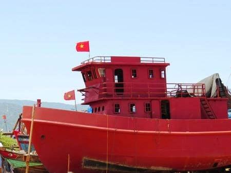 Đóng 3.000 tàu cá vỏ sắt để ngư dân vươn khơi, bám biển 7