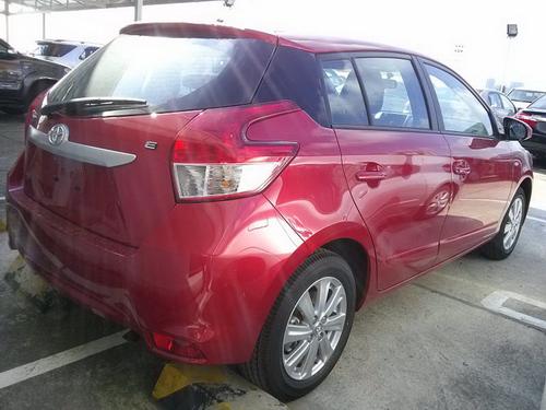 Cận cảnh Toyota Yaris 2014 đầu tiên ở Việt Nam 6
