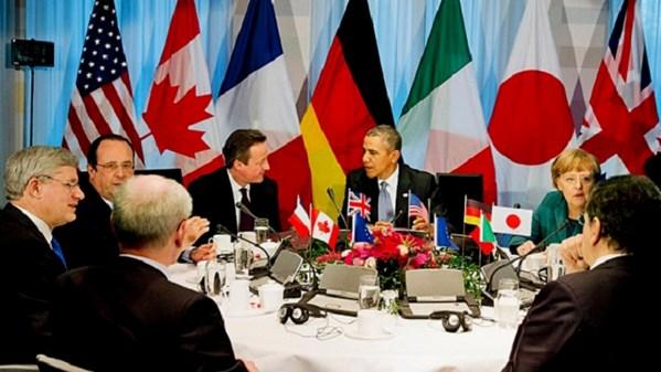 G7 cũng gánh chịu hậu quả từ các biện pháp trừng phạt Nga 5