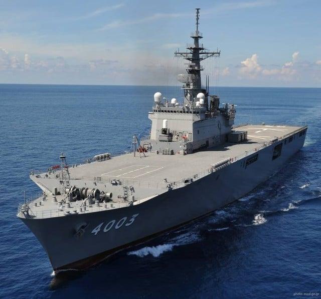 Tàu đổ bộ Nhật Bản chở lính Mỹ, Úc sắp đến Việt Nam 5