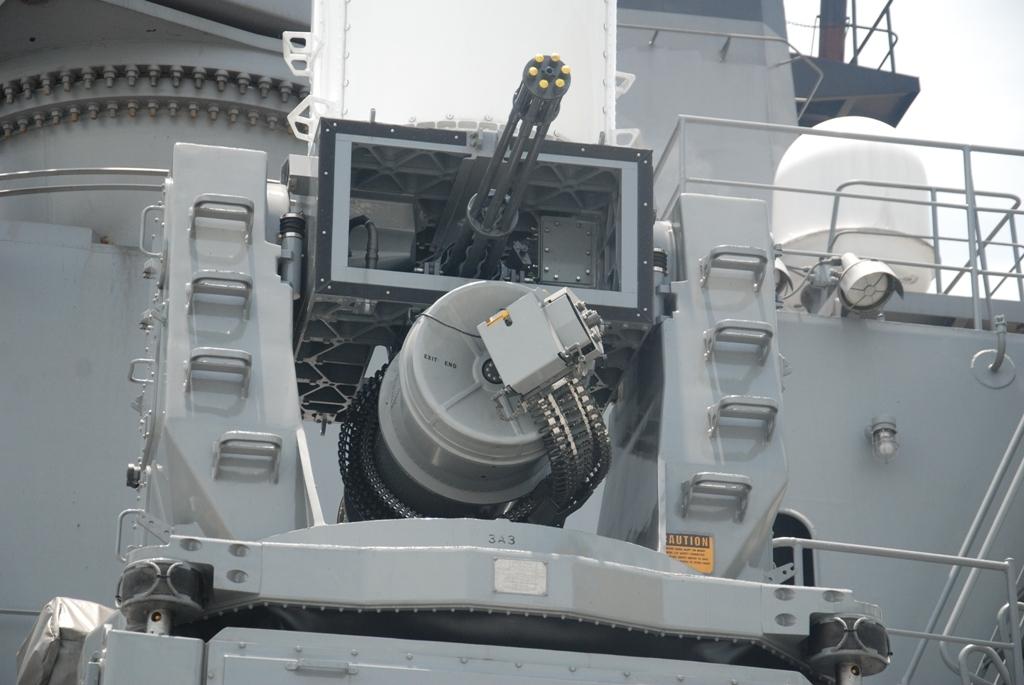 Cận cảnh sức mạnh tàu đổ bộ Nhật Bản vừa đến Đà Nẵng 10