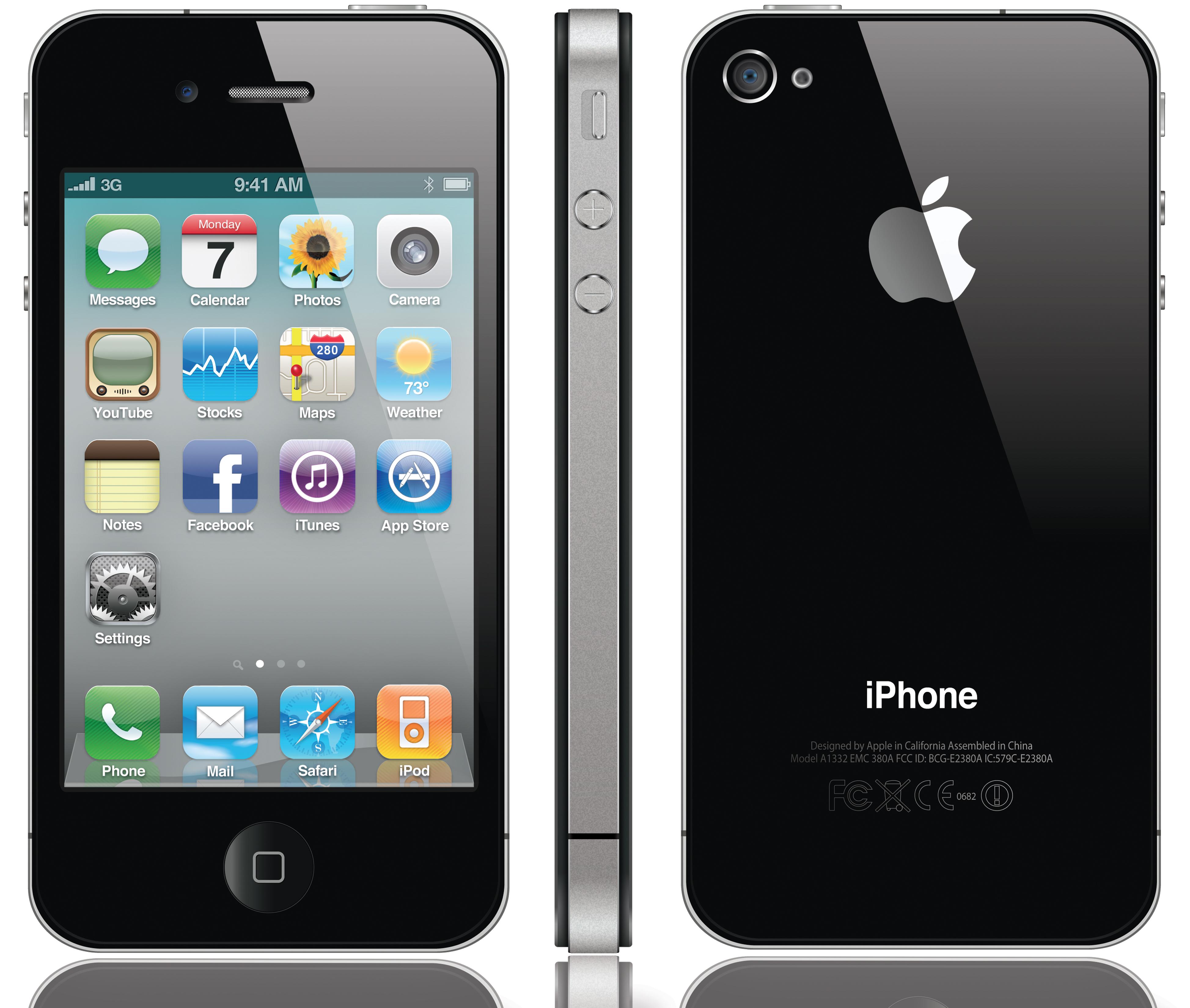 iPhone 4 giảm giá sốc chưa từng thấy 7