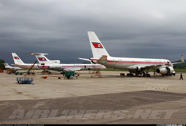 Cận cảnh đẳng cấp máy bay Triều Tiên đổi bằng mỏ vàng 14