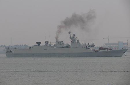 Trung Quốc sắp triển khai hạm đội tàu chiến đến Hoàng Sa? 6