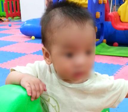 Cháu bé gần 10 tháng tuổi bị mất tích: Người mẹ tố cáo sai sự thật? 5