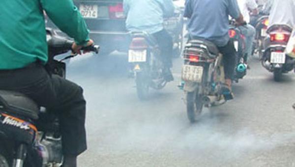 Xe máy sẽ phải kiểm soát khí thải 5