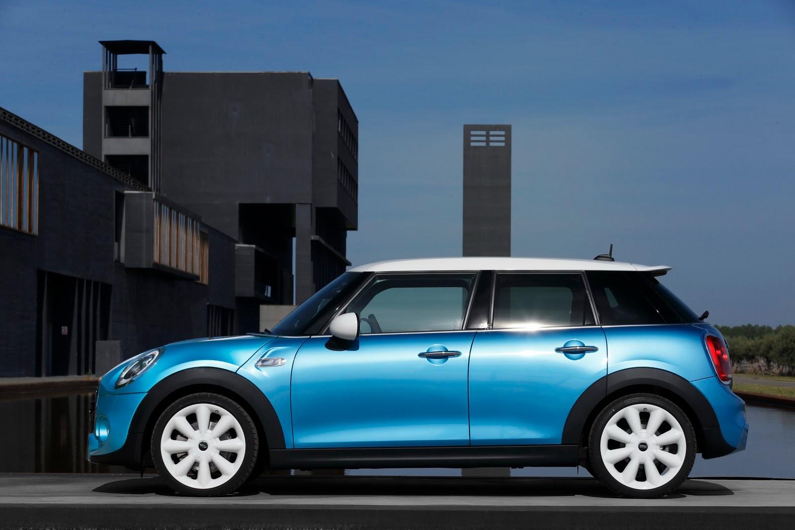 Mini Cooper : Thêm 2 cửa, tăng giá 1.000 USD 5