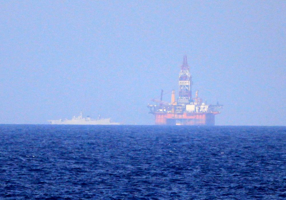 Quốc tế hóa tranh chấp Biển Đông - canh bạc nguy hiểm của Bắc Kinh 5