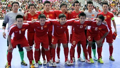 Tuyển thủ Futsal Việt Nam bị AFC