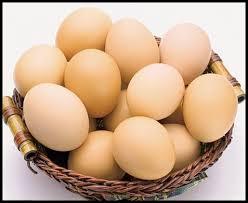 Trứng gà làm đẹp da