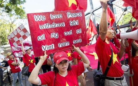 """Đại sứ VN tại LHQ: Từ chối đối thoại, Bắc Kinh đang """"khiêu khích"""" 4"""