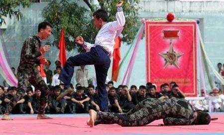 Báo Trung Quốc: Người nhái Việt Nam thiện chiến nhất Đông Nam Á 6